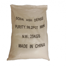 Pool pH Increaser - Soda Ash (25kg/Bag Sodium Carbonate)