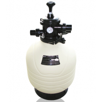 "27"" Top Mount Plastic Sand Filter MFV27A, Emaux"