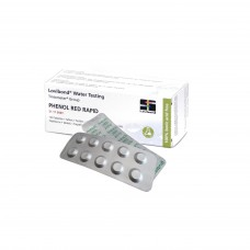 Lovibond Reagent: Phenol Red Rapid Tablets (100's)