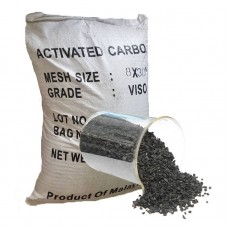 Filter Media - Activated Carbon (25kg/Bag Granular)