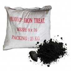 Filter Media - Granulated Manganese Dioxide (25kg/Bag Iron Treat)