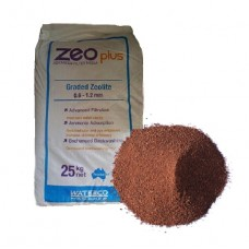 Filter Media - ZeoPlus Zeolite (25kg/Bag, 0.6mm – 1.2mm )