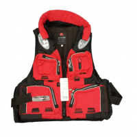 Adult Safety Life Jacket With Pockets (Plus Size)